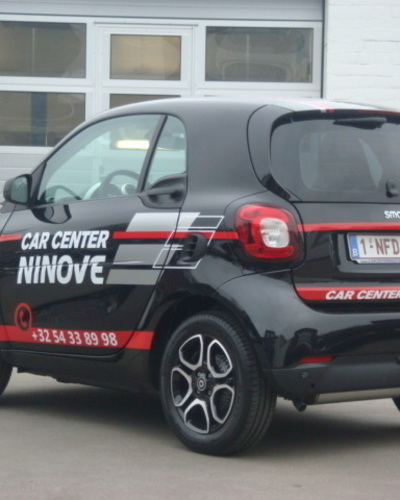 Car Center Ninove - Huur Smart