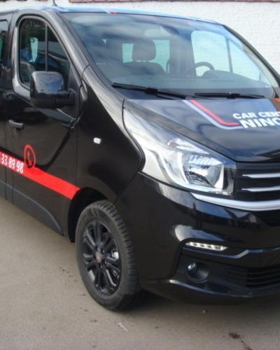 Car Center Ninove - Huur Minibus
