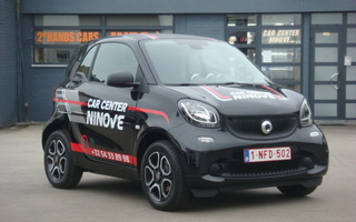 Car Center Ninove bvba - Ninove - Huur smart